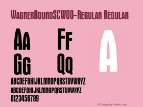 WagnerRoundSC-Regular