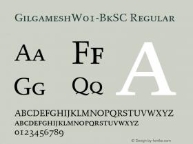 Gilgamesh-BkSC