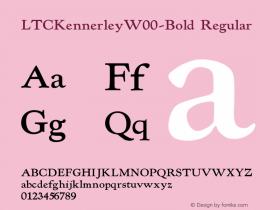 LTCKennerley-Bold