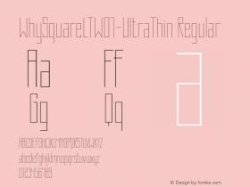 WhySquareLT-UltraThin