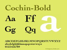 Cochin-Bold