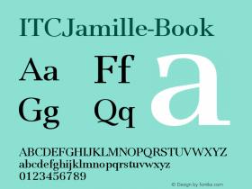 ITCJamille-Book
