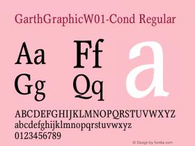 GarthGraphic-Cond