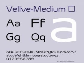 Vellve-Medium