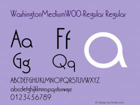 WashingtonMedium-Regular