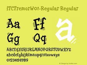 ITCTremor-Regular