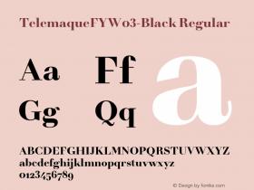 TelemaqueFY-Black