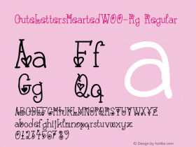 CuteLettersHearted-Rg