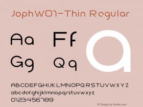 Joph-Thin