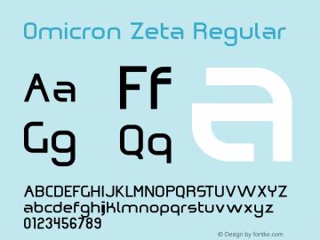 Omicron Zeta