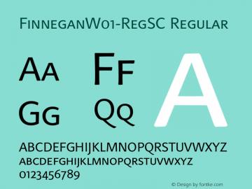 Finnegan-RegSC