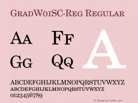 GradSC-Reg