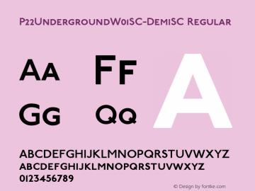 P22UndergroundSC-DemiSC