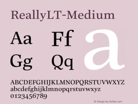 ReallyLT-Medium