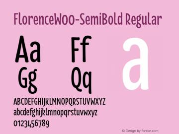 Florence-SemiBold