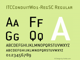 ITCConduit-RegSC