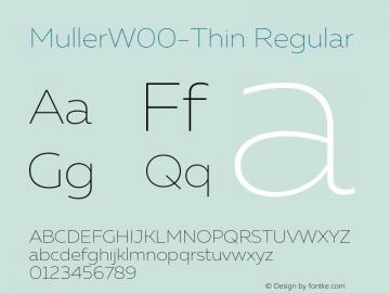 Muller-Thin