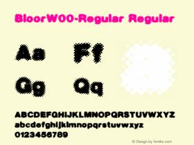 Bloor-Regular