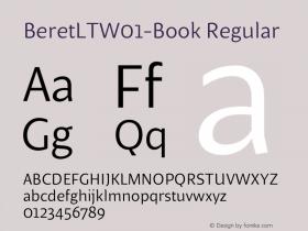 BeretLT-Book