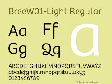 Bree-Light