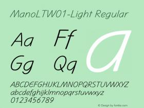 ManoLT-Light