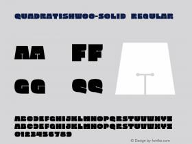 Quadratish-Solid