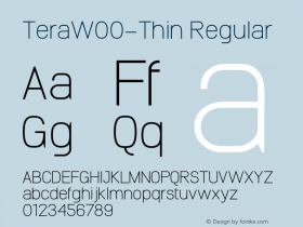 Tera-Thin