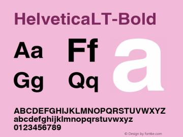 HelveticaLT-Bold