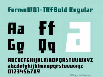 Fermo-TRFBold