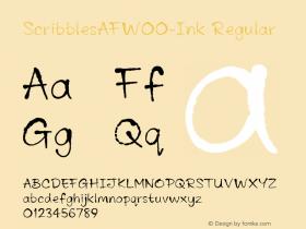 ScribblesAF-Ink