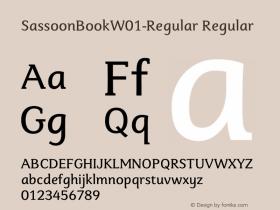 SassoonBook-Regular