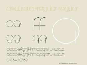 Cirkulus-Regular
