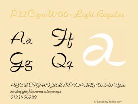 P22Cigno-Light