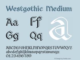 Westgothic