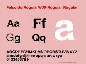 FalseidolRegular-Regular