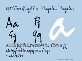 1871VictorHugo-Regular