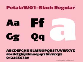 Petala-Black