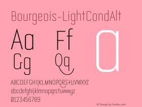 Bourgeois-LightCondAlt