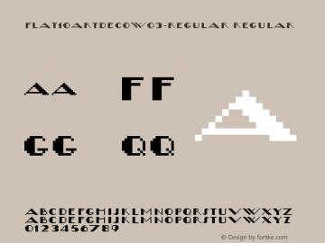 Flat10ArtDeco-Regular