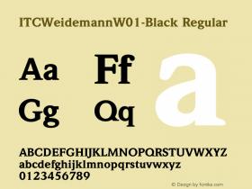 ITCWeidemann-Black
