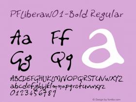 PFLibera-Bold
