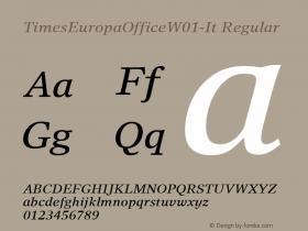 TimesEuropaOffice-It