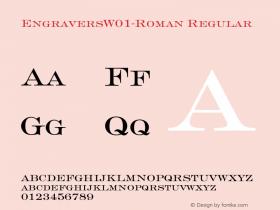 Engravers-Roman