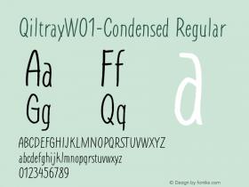 Qiltray-Condensed