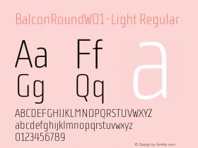 BalconRound-Light