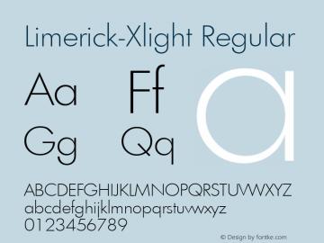 Limerick-Xlight