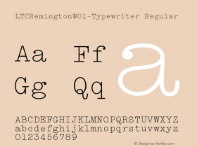 LTCRemington-Typewriter