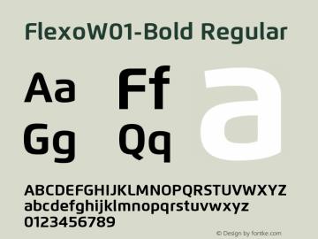 Flexo-Bold