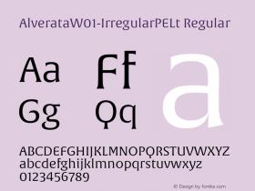 Alverata-IrregularPELt
