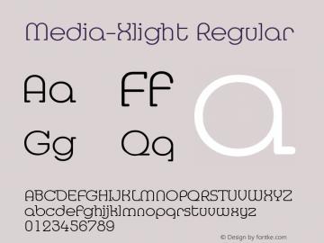 Media-Xlight